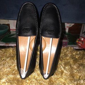 69042d77540 Coach Shoes - Women s Black Leather Coach Loafers